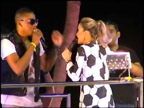 Claudia Leitte e Anselmo Ralph canta 'Largadinho