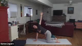 Vinyasa Yoga with Christa September 1, 2020