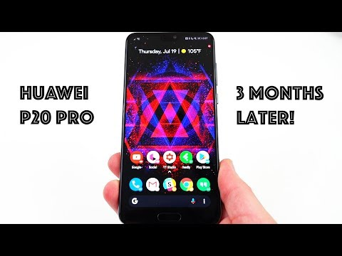 Huawei P20 Pro 3-Month Review: Biggest Android Surprise of 2018!