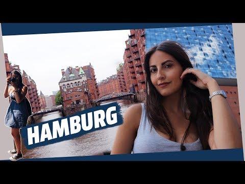 MINI TOUR POR HAMBURG