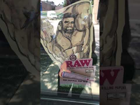 Raw Rolling Papers Sexy Funny Gay Display Spliff Chicago