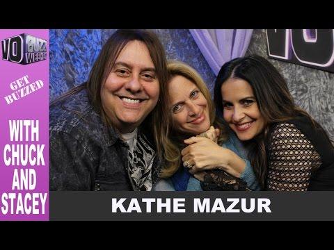 Kathe Mazur PT1 - Celebrity Actress & Audiobook Narrator - Major Crimes - American Sniper -  EP217