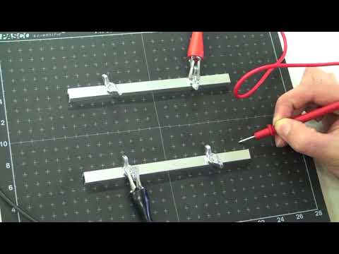Lab 1 - Electric field mapping