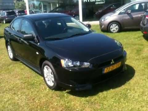 Autobedrijf Herman Jubbega - Occasion - Mitsubishi Lancer Sports Sedan 1.5 Inform Intro Edition