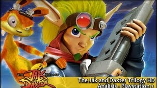 The Jak and Daxter HD Trilogy [Análisis]