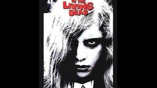 Ночь живых мертвецов - легендарный классический фильм ужасов