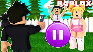 DESAFIO DO PAUSE NO MURDER MYSTERY - France Roblox - Mystère assassiner 2