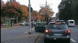 Autonome Fahrt Leonie Braunschweig 2010 Roboter Stadtverkehr robot car urban traffic
