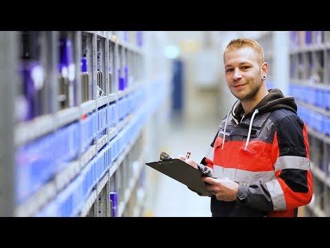 DB Schenker - Automotive Aftermarket Logistics at its best