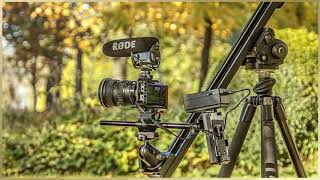 Buy Professional Video Camera Sliders at The Best Price