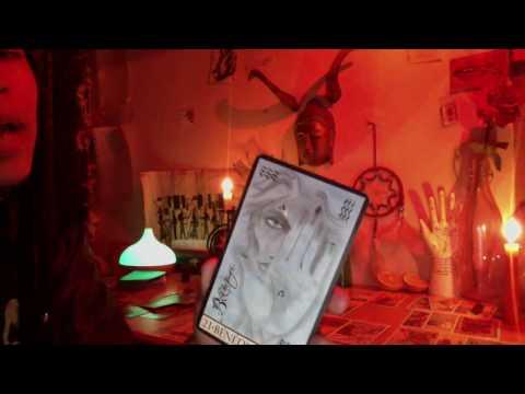 Scorpio December 2016 Tarot Reading; Love, Work & Family/home Life