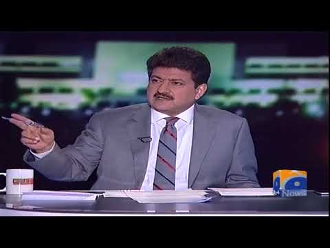Capital Talk - 14 May 2018 - Geo News