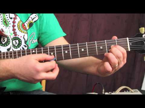 Classic Guitar Riffs - Guitar Lesson - Rebel Rebel by David Bowie - How to Play
