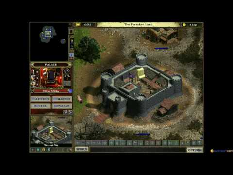 Majesty: The Fantasy Kingdom Sim gameplay (PC Game, 2000)