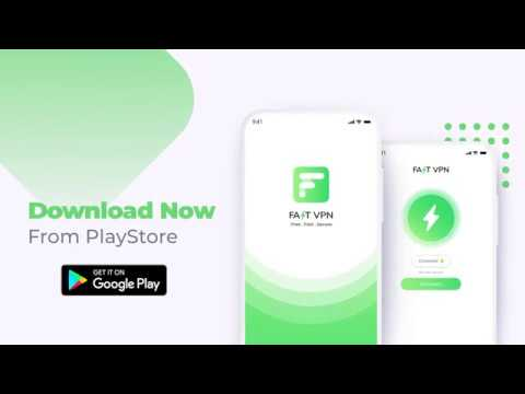 Fast VPN - Free, Unlimited & Secure VPN