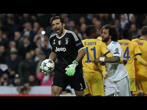 Buffon 'pride' at going so close to Real Madrid upset