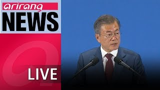 [LIVE/NEWS] Presidential address on Pyeongyang summit: Pres. Moon says he had been assured by Kim