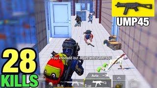 NEW GUN UMP45??? | BEST GAMEPLAY AFTER NEW UPDATE | PUBG MOBILE