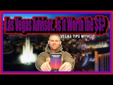 Las Vegas Advisor Rewards Book... Is It Worth The Money?