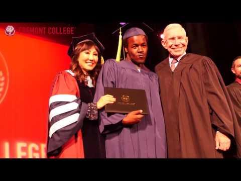 Fremont College 2016 Graduation