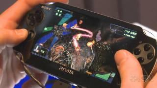 Super Stardust Delta - E3 2011: Off-Screen Demo Part 2