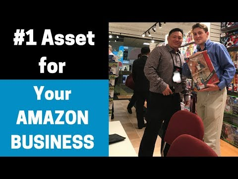 1 ASSET for your Amazon Business