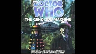 Doctor Who: The Genocide Machine Preview