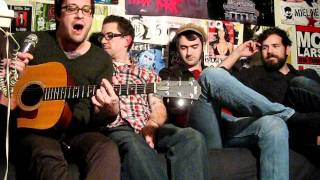 Hot Rod Circuit - Stateside - Acoustic on Live With DJ Rossstar