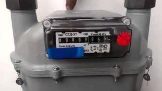 Как обмануть газовый счетчик СГД 3Т магнитом medium