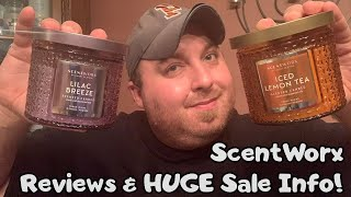Scentworx by harry slatkin candles are on sale at kohl's right now for $7.99 and then there is a coupon code , service10, $10 off $25 purchase. also if y...