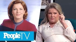 Kate Mulgrew On The Sexism She Faced From Star Trek: Voyager Execs | PeopleTV