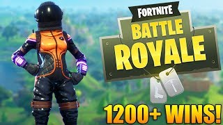GETTING EPIC WINS! // 1200+ Wins // Fortnite Battle Royale Gameplay // PS4 PRO