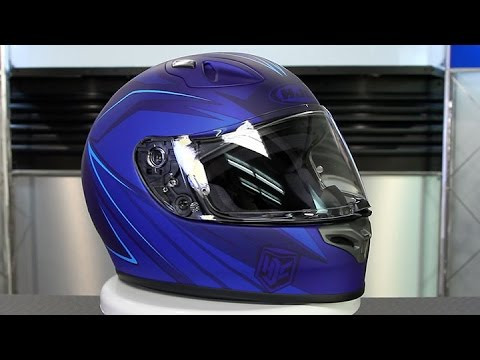 hjc fg 17 thrust helmet motorcycle superstore youtube. Black Bedroom Furniture Sets. Home Design Ideas