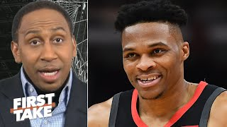 Download The Rockets could be the biggest threat to the Lakers and Clippers - Stephen A. | First Take Mp3 and Videos