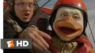 Howard the Duck (7/10) Movie CLIP - Taking Flight (1986) HD