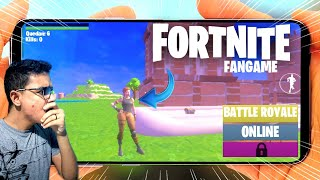 🔴-URGENT! 🔥 HOW TO DOWNLOAD FORTNITE FANGAME WITHOUT ERROR ON ALL MOBILE PHONES?! Full Tutorial