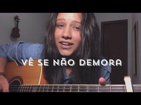 Vê Se Não Demora - Beatriz Marques cover