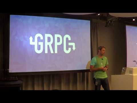 Scalable Realtime Microservices with Kubernetes and gRPC - Mark Mandel @ Google (Eng)