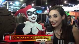 Cosplay en Argentina Comic Con - Parte 1