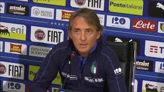 Conferenza Mancini: