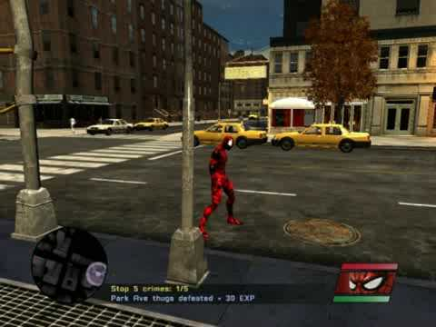 Spider-Man Web of Shadows - Carnage - YouTube