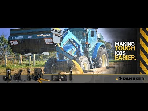 Making Tough Jobs Easier | Danuser Agricultural & Industrial Attachments