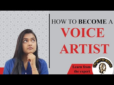 How To Become A Voice Artist || Sonal Kaushal