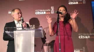 Sidse Babett Knudsen César 2016 de la Meilleure Actrice dans un Second Rôle dans L'hermine