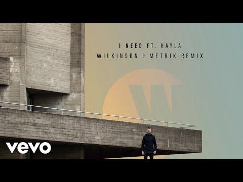 Wilkinson - I Need (Wilkinson & Metrik Remix / Audio) ft. Hayla