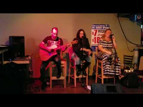 "Charmed Lite - ""Gold Dust Woman"" - Anthony D's, Milford - September 29, 2017"