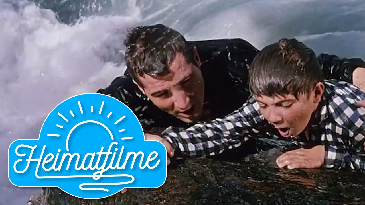 Freddy Quinn rettet Jungen   Unter fremden Sternen   1959 ...