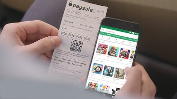 Play more on Google Play with paysafecard