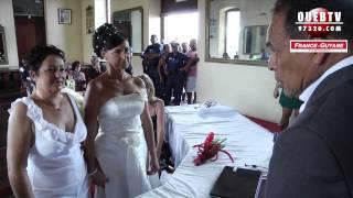 Vidéo : Retour en images sur le premier mariage pour tous célébré en Guyane