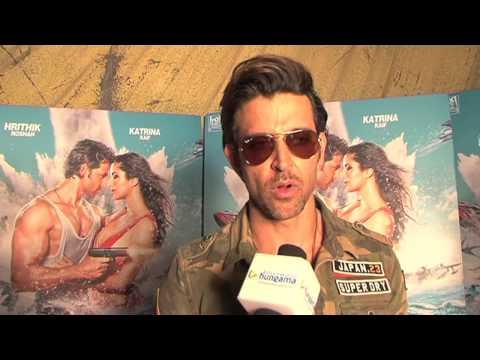 Hrithik Roshan Siddharth Anand exclusive on Bang Bang Part 1
